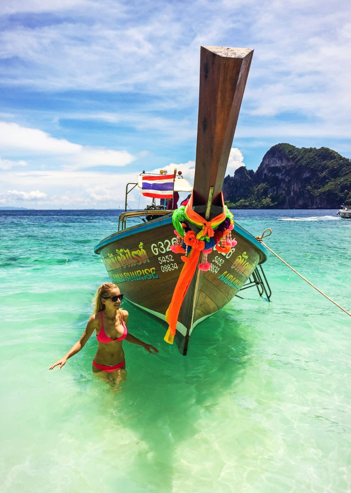 Phuket and Phi Phi Islands Thailand