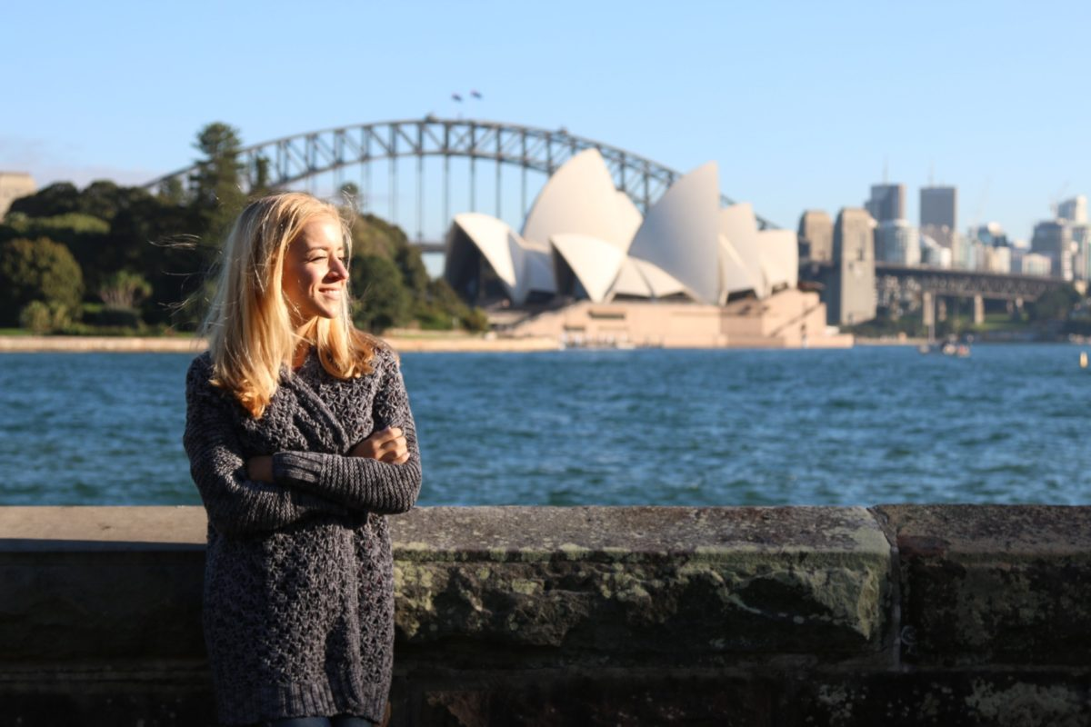 Back to my Old Home – Sydney